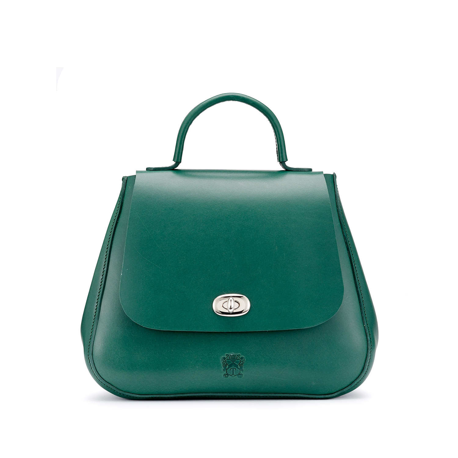 The Tusting Holly Handbag in Spruce Green