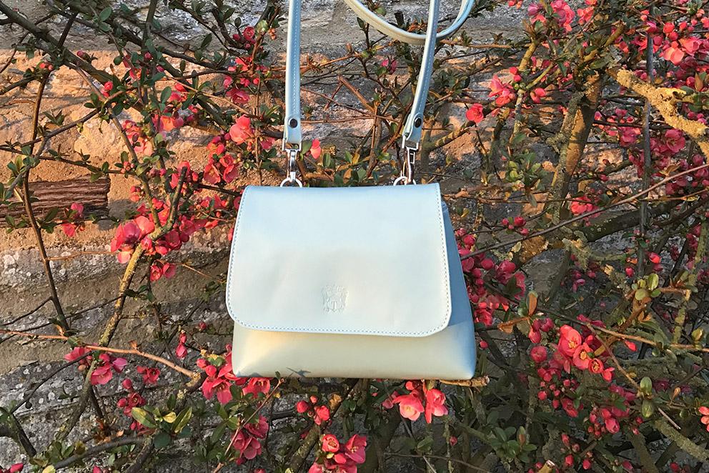 Introducing The Audrey Bag