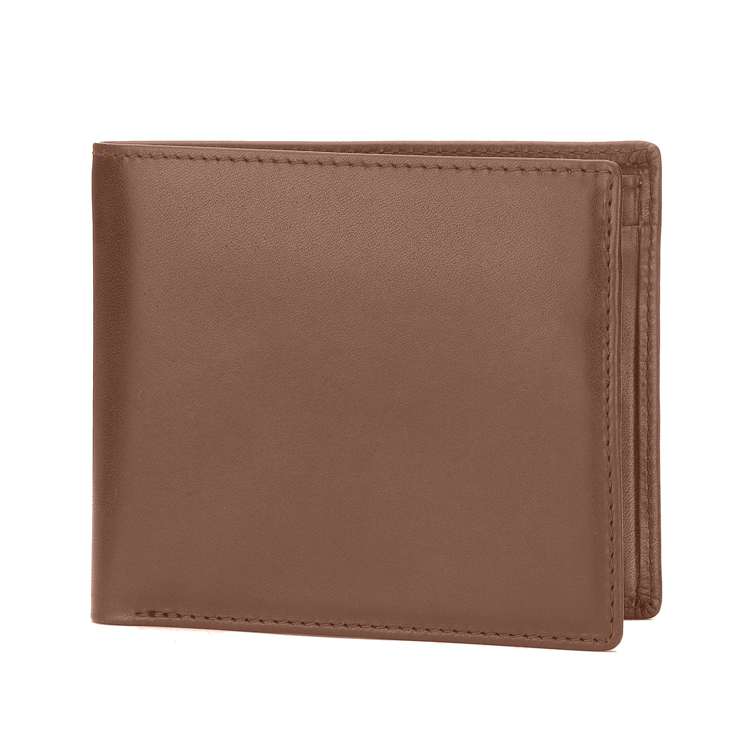 Tusting Broan Leather Wallet