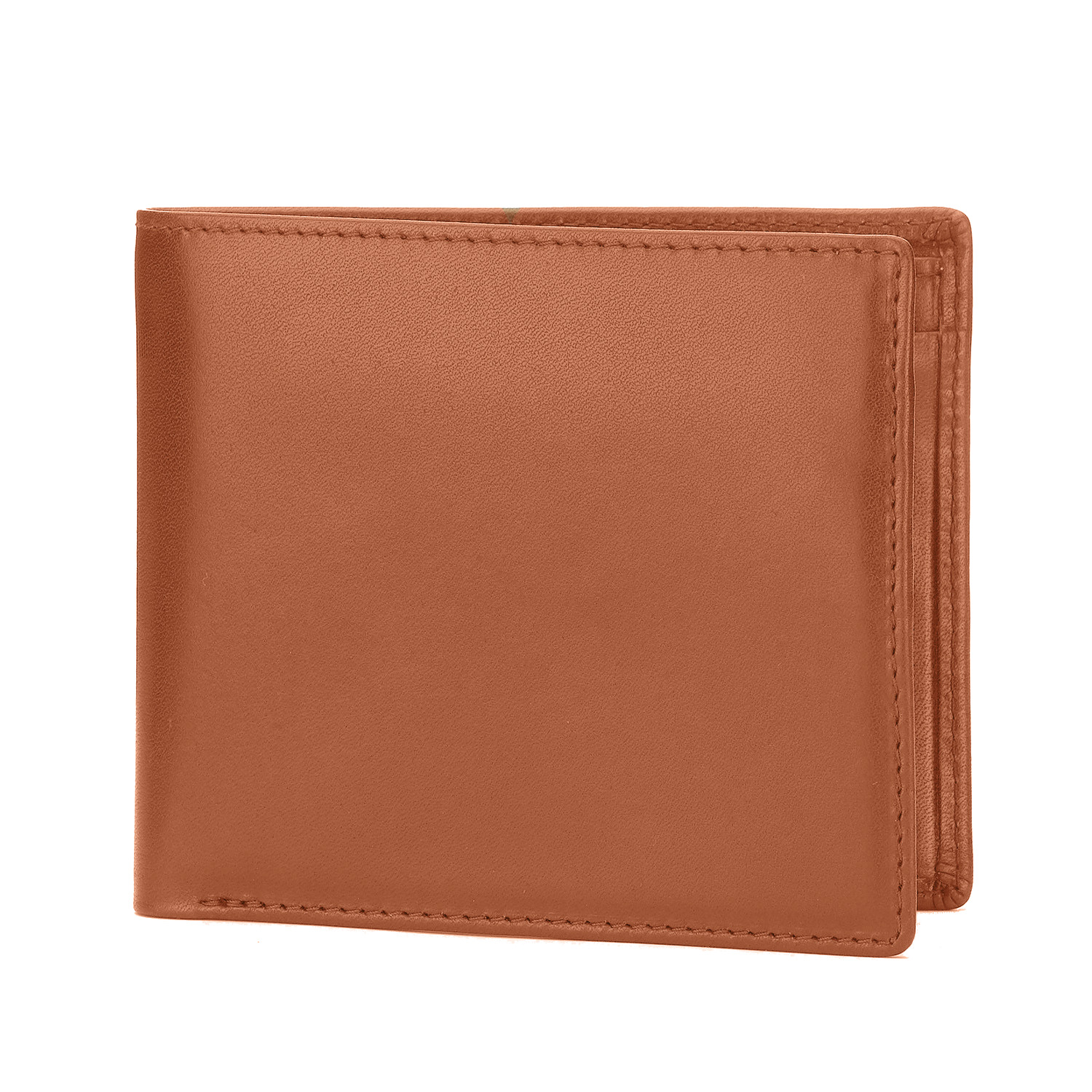 Tusting Leather Wallet in Tan