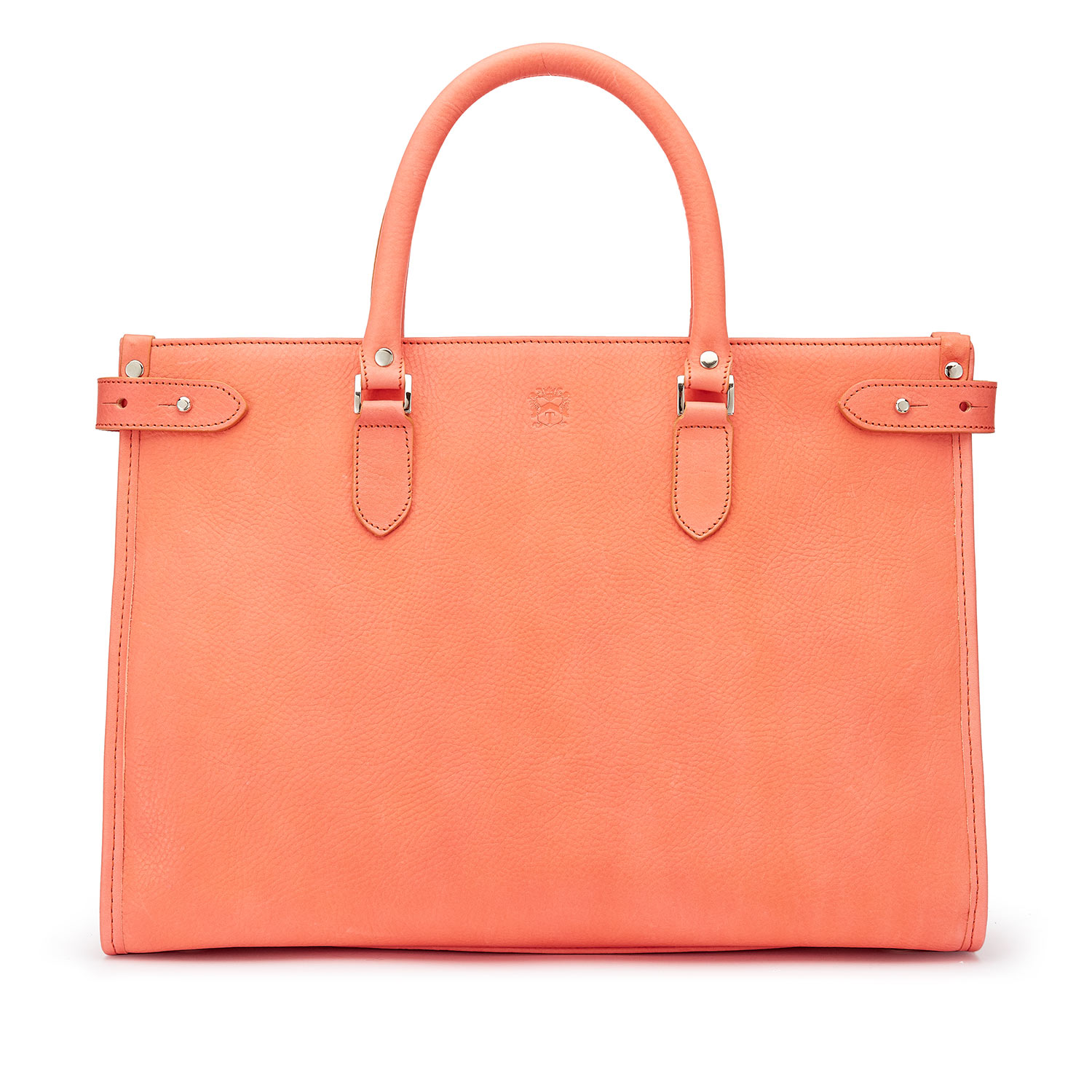 Tusting Large Kimbolton in Coral